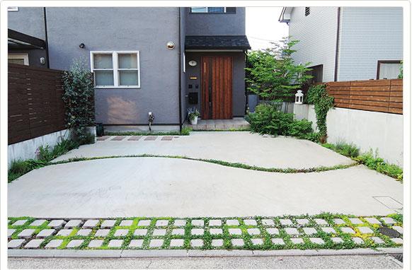 石畳と草花 ~ノスタルジック・ガーデン~